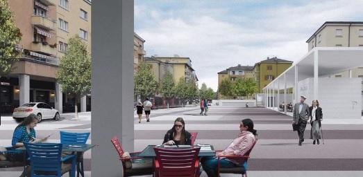 Bolzano, la nuova piazza Matteotti arriva in ...