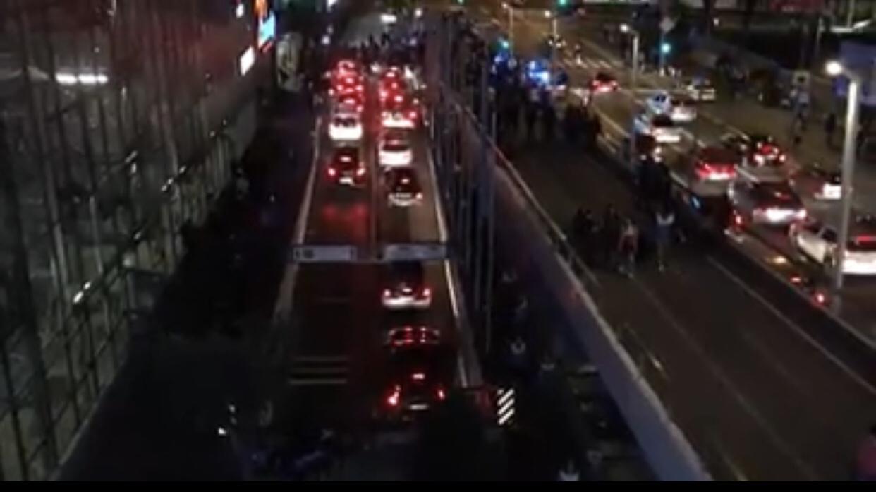 Bolzano, evacuazione al Twenty (IL VIDEO) - BZ News 24