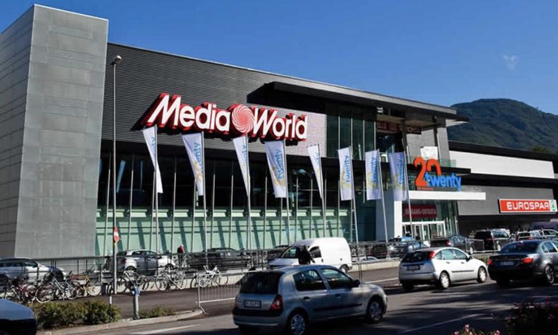 Bolzano, oggi riapre Mediaworld al Twenty - BZ News 24