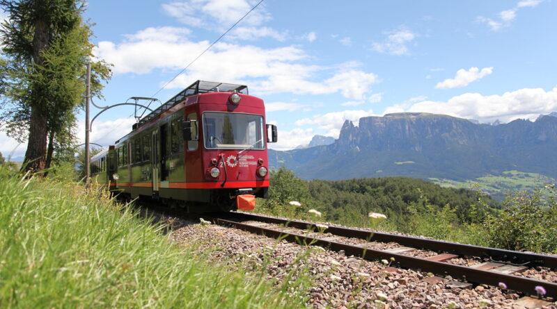 Renon, il trenino sequestrato per continuare a viaggiare