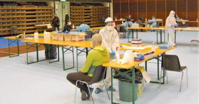Bolzano, test nasali per tutti nei cinque quartieri della città